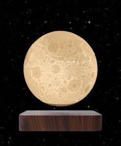 מנורת ירח מרחפת צבע 2